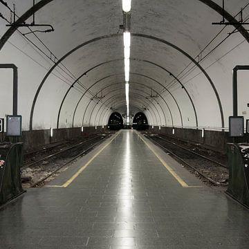 Rome metro van Danielle van Leeuwaarden