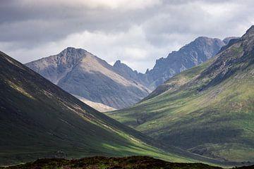 Durch die schottischen Berge von Fabrizio Micciche