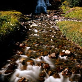 waterval Noorwegen van Rando Kromkamp