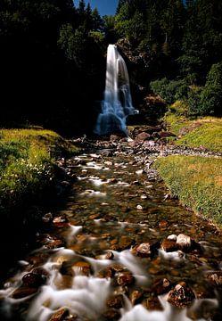 waterval Noorwegen von Rando Kromkamp