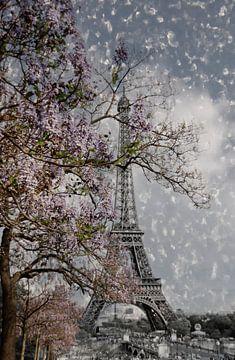 Pariser Frühling van Joachim G. Pinkawa