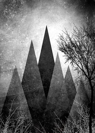 TREES VIII-a van Pia Schneider