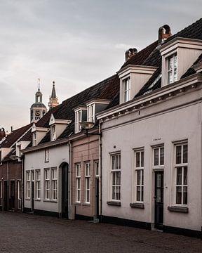 Straat in Bergen op Zoom sur Kim de Been