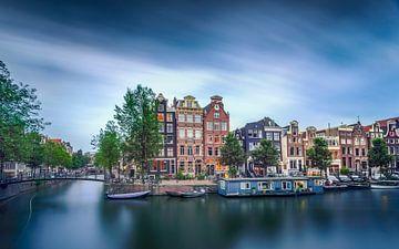 Amsterdamse grachten sur