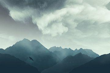 Mountain Shapes von Dirk Wüstenhagen