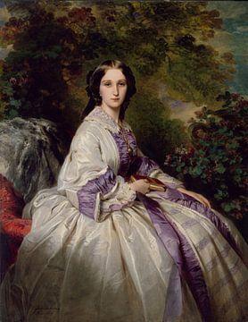 Franz Xaver Winterhalter-Graf Alexander Nikolajewitsch Lamsdorff (Maria Iwanowna Beck, 1835-1866)