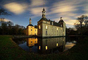 Kasteel Huys te Warmont (Warmond) von Peet Romijn