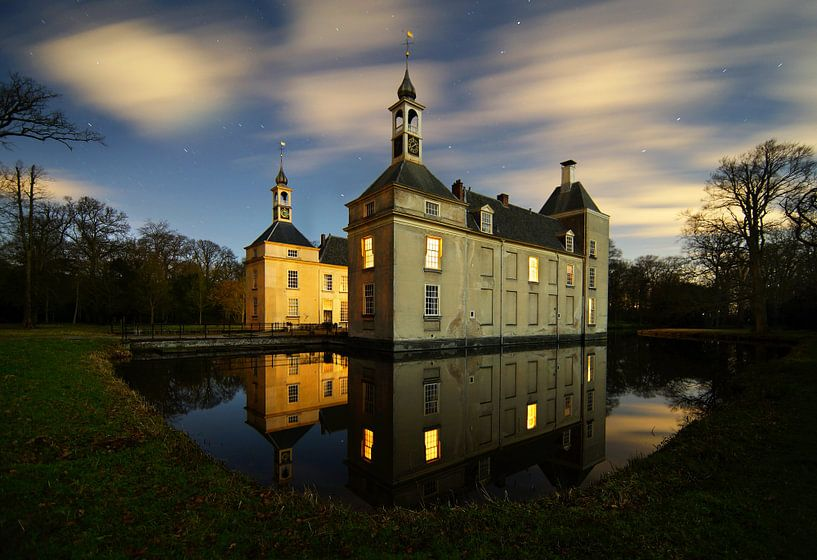 Kasteel Huys te Warmont (Warmond) van Peet Romijn