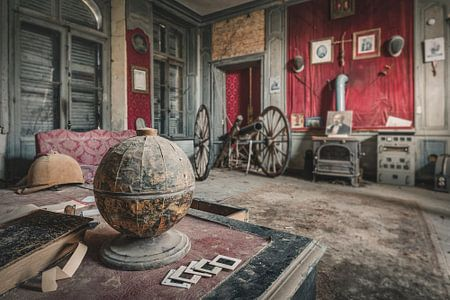 Historische Woonkamer