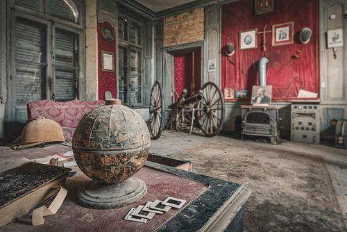 Historisches Wohnzimmer von Perry Wiertz