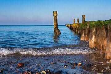 Strand an der Ostseeküste bei Graal Müritz von Rico Ködder