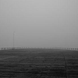 Die alte Palisade in Ostende ( Bild 7/7 ) von Rik Verslype