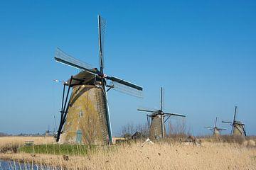 Windmühlen von Kinderdijk von Kok and Kok
