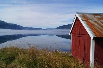 Auf dem Weg durch Westnorwegen van Bohnes Norwegenliebe