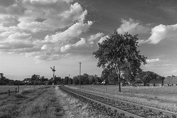 Bahnlinie von Jan Koppelaar