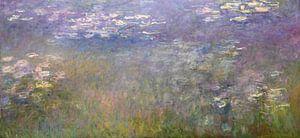 Seerosen, Claude Monet