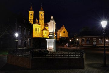 Da-Basilika im Berg St. Odiline von Jack's Eye