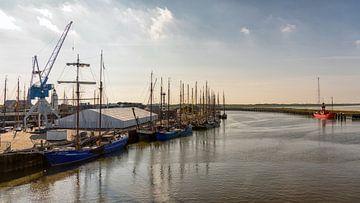 Nieuwe Willemshaven van Roel Ovinge