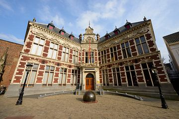 Academiegebouw op Domplein in Utrecht sur In Utrecht