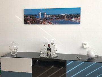 Kundenfoto: Panorama Hefbrug Dordrecht