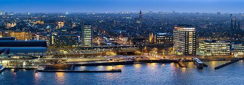 Panorama Amsterdam, IJ-zijde