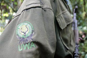 Uganda Wildlife Authority van Olaf Piers