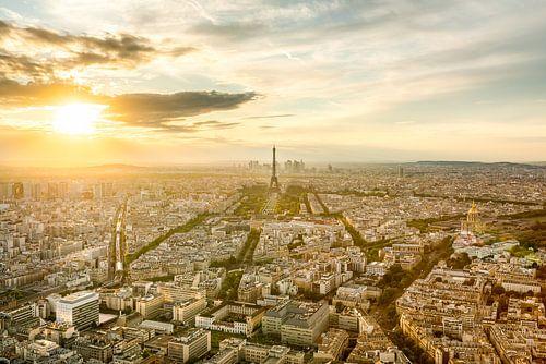 Paris Golden Hour