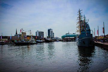 Bremerhaven van
