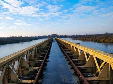Mutter gut Brücke von Ingrid de Vos - Boom