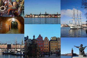 Stockholm compilation van Helga van de Kar