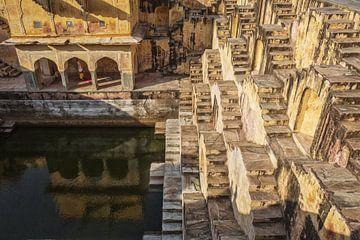 De Toor ji ka Baori (Toor ji stepwell) in Jodhpur, Indien von Tjeerd Kruse