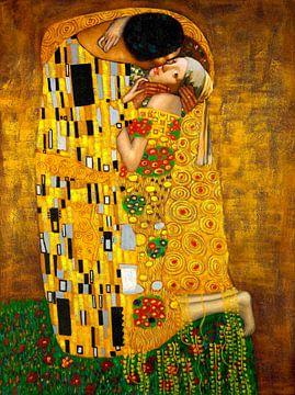 De kus met Griet II van Jerome Coppo