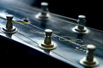 Gibson Les Paul - Jouer ma guitare sur Rolf Schnepp