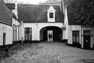 Brügge, Beginenhof von Michel De Pourcq