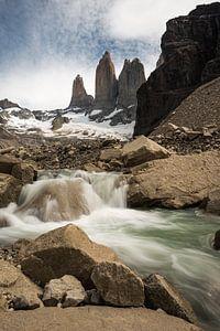 Torres Del Paine, de blauwe Torens-2 van