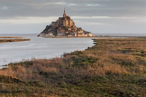 Eb bij Mont Saint Michel van