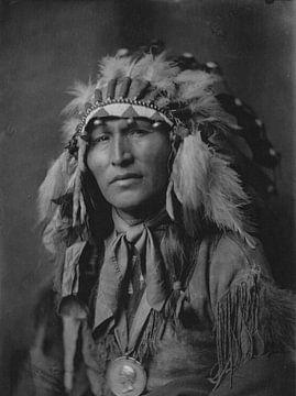 Indiaan uit de jaren 1800