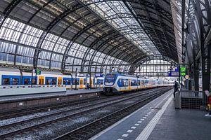 Station Amsterdam Centraal van Photologic  Fotografie