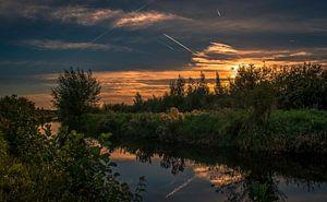 mooi plekje voor een zonsondergang