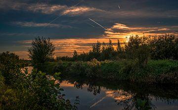 mooi plekje voor een zonsondergang von Robin Pics (verliefd op Utrecht)