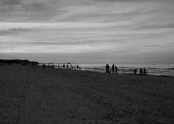 Strand Ahlbeck von Iritxu Photography