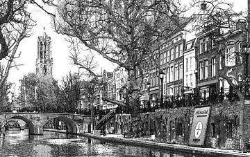 Utrecht mijn stadje sur Hans Verhulst