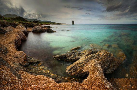 Cap Corse Tower van Wojciech Kruczynski