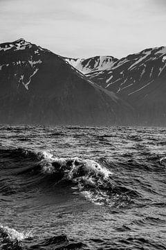 Golven en bergen