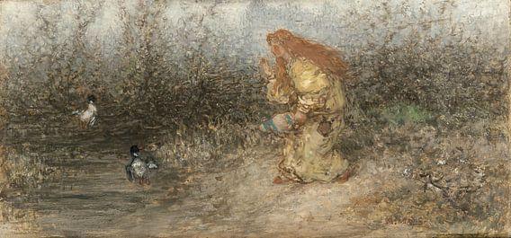 Sprookje, Matthijs Maris van Meesterlijcke Meesters