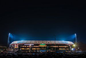 De Kuip - stadion feyenoord van