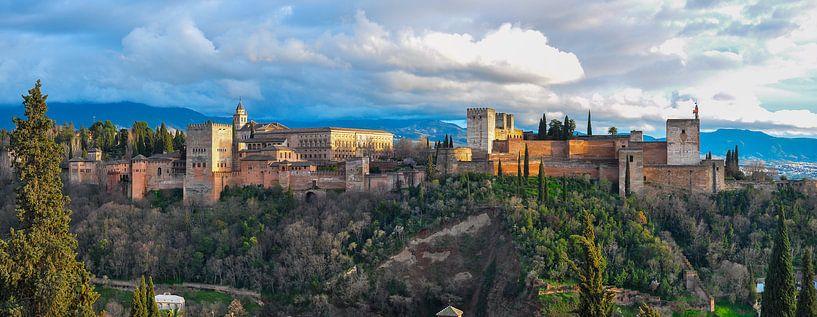 Alhambra van Rogier Vermeulen