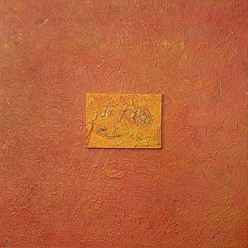 # 81 Acryl auf Leinwand 60 x 60 cm von Erich Keller