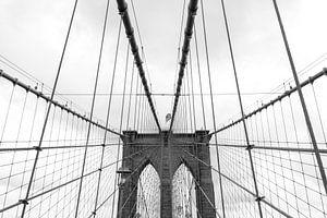 Brooklyn Bridge, New York van