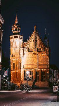 Altes Rathaus Kampen von AciPhotography
